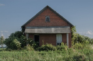 Brick House in Vernon County