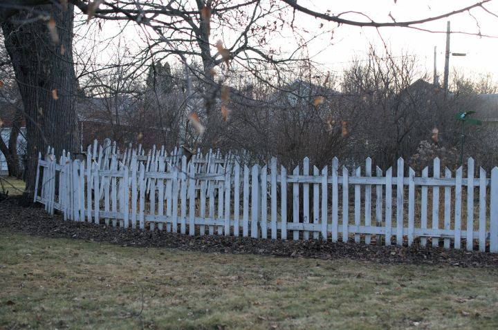 Happy Fences, make happy neighbors.
