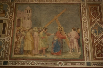 Carrying the Cross on Cavalry