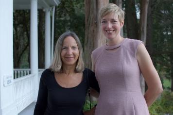 Two Gracious Women