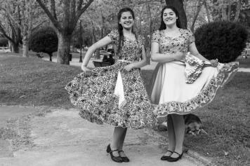 Chilean Street Dancers