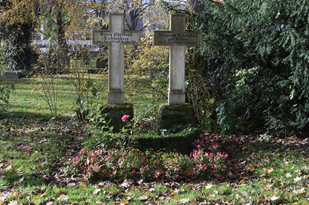 Old Cemetery in Gottingen