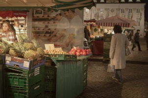 Market in the Eve