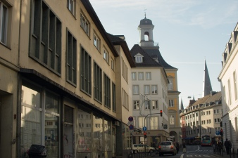 Street of Bonn
