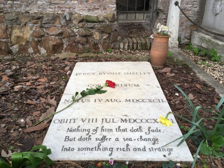 Shelley's Memorial