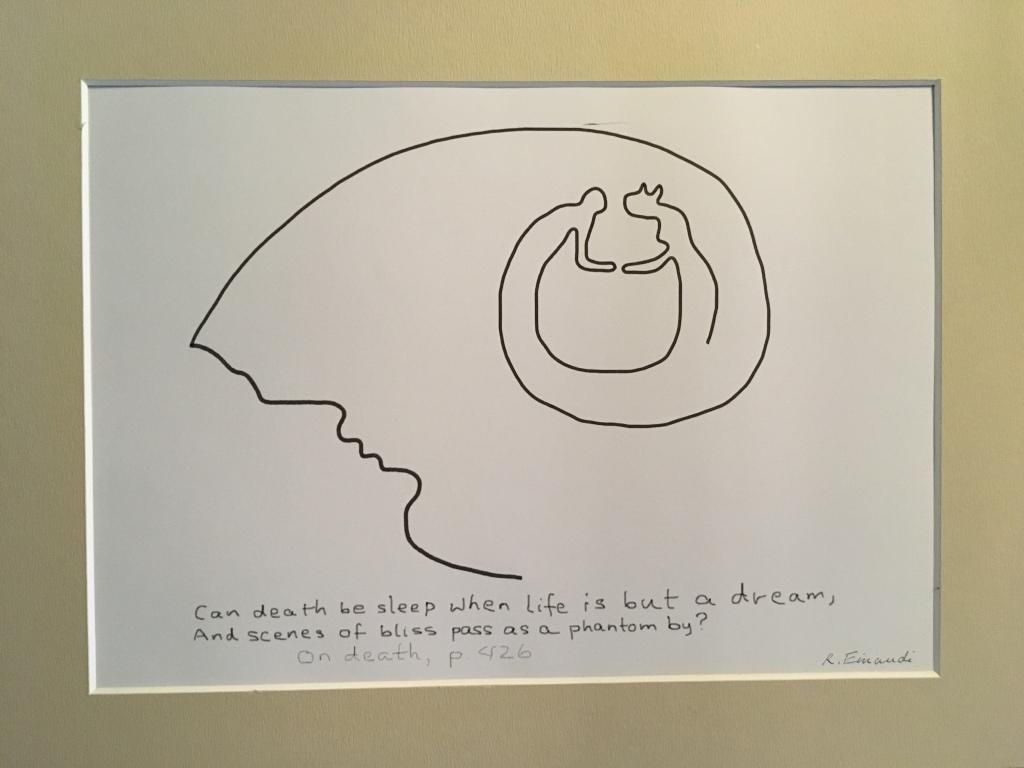 Words by Keats