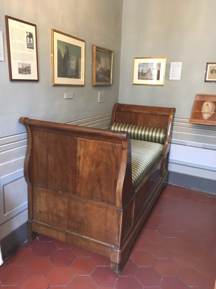 Keats Bedroom